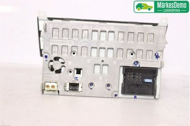 Radio CD / Multimediapanel - Audi A4, S4 -08 8T1 057 186 CX - 8T1035186C