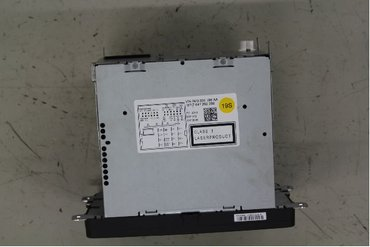 Radio CD / Multimediapanel - VW Polo -11 5M0035186AA -