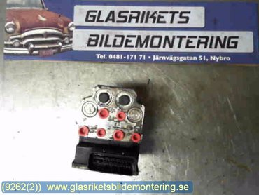 ABS Hydraulaggregat - Renault Trafic -04 13509005K    91169033 8200184211 54084684A    13664105