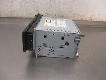 Radio CD / Multimediapanel - Audi A4, S4 -10 8T1057186PX CQ-JA1970G 8T1035186P