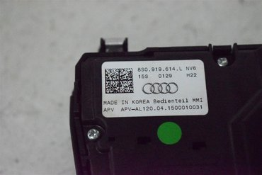 Radio CD / Multimediapanel - Audi TT/TTS/TT RS -16 - 8S0919614
