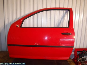 2D/3D Dörr - VW Golf -99 - -