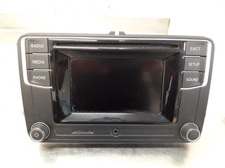 Radio CD / Multimediapanel - VW Transporter/Caravelle -17 1K8035150H MIB2PQ 1K8035150H