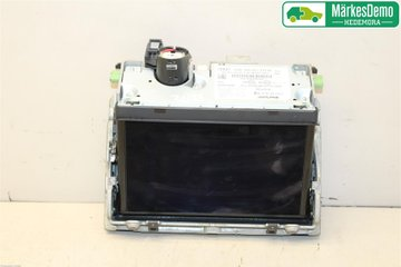 Multifunktionsdisplay - Audi A3, S3 -15   8V0857273M