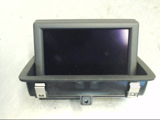 Multifunktionsdisplay - Audi A1 / S1 -13   8X0857273B