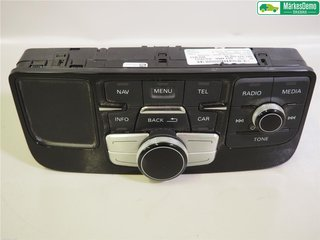 Radio CD / Multimediapanel - Audi A8, S8 -16 4H1919600M  4H1919600M