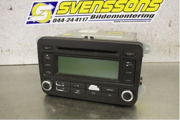 Radio CD / Multimediapanel - VW Touran -06 1K0035186AN