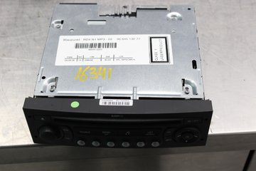Radio CD / Multimediapanel - Citroen C5 -08 9664513277