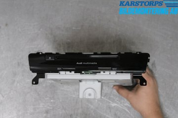 Radio CD / Multimediapanel - Audi A6, S6 -11 4G0035182LX 4G0035182L 4G0035182G