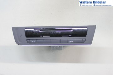Radio CD / Multimediapanel - Audi A6, S6 -12 4G0035182KX  4G0035182K