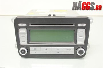 Radio CD / Multimediapanel - VW Caddy -07 1K0035186R