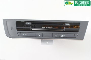Radio CD / Multimediapanel - Audi A7 -14 4G0035670J  4G0035670J
