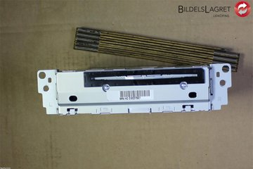 Radio CD / Multimediapanel - BMW X3 -14 65129273870  9323799