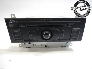 Radio CD / Multimediapanel - Audi A5 -09 8T1057186PX 8T1057186P 8T1035186P