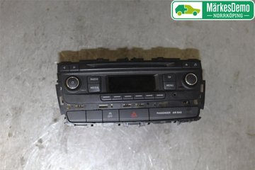 Radio CD / Multimediapanel - Seat Ibiza -14 6J0035156BGY  6J0035156