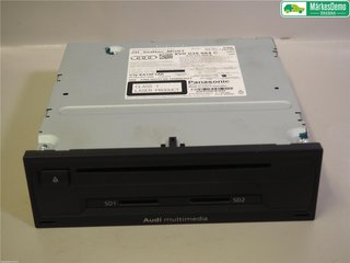 Radio CD / Multimediapanel - Audi A3, S3 -15 8V0035864C  8V0035864C