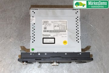Radio CD / Multimediapanel - Audi A5 -14 8R1057186N 8R1035186N 8R1035186N