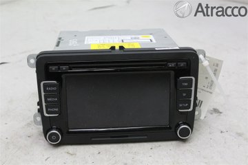 Radio CD / Multimediapanel - VW Passat -15 3C8057190CX  3C8035190C