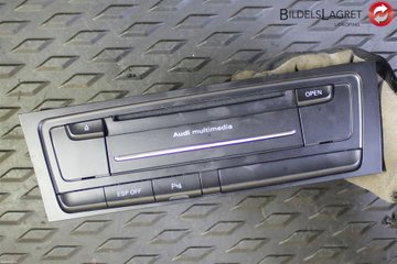 Radio CD / Multimediapanel - Audi A5 -10 8T1035666EX