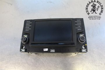 Kontrolldisplay - VW Golf, e-Golf -16 3G0919605B  3G0919605B