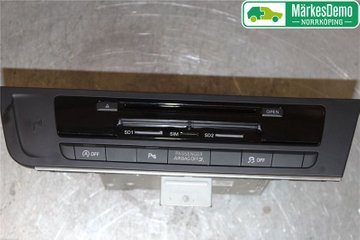 Radio CD / Multimediapanel - Audi A6, S6 -14 4G0035670J  4G0035670J