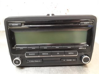 Radio CD / Multimediapanel - VW Transporter/Caravelle -10 5M0057187AX 7647202360 5M0035186AA