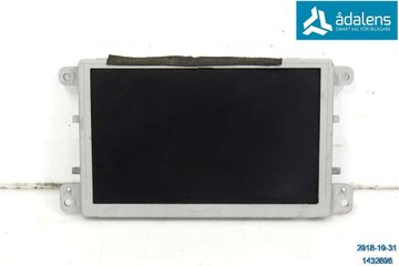 Multifunktionsdisplay - Audi A5 -09 8R0919604  4F0919604