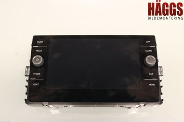 Radio CD / Multimediapanel - VW T-ROC -18 5G6919605A  5G6919605A