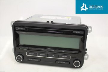 Radio CD / Multimediapanel - VW Polo -11 5M0057187AX 7647202360 5M0035186AA