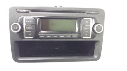 Radio CD / Multimediapanel - VW Polo -12 5M0035156D CQ-JV1877AE