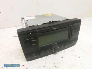 Radio CD / Multimediapanel - Skoda Octavia -05 AAO600002AX  1Z0035161A