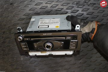 Radio CD / Multimediapanel - Audi A5 -15 8R1057186NX CQJA12F4AE 8R1035186N