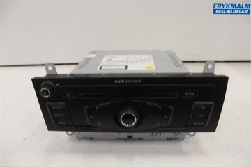 Radio CD / Multimediapanel - Audi A5 -11 8T1 057 186 P  8T1 057 186 PX 8T1035186P