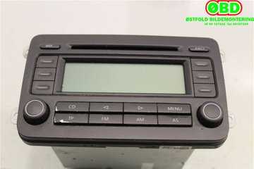 Radio CD / Multimediapanel - VW Golf, e-Golf -05  1K0035186L