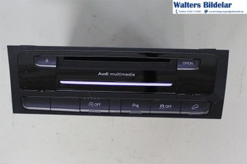 Radio CD / Multimediapanel - Audi Q5 -16 8R1035670L  8R1035670L