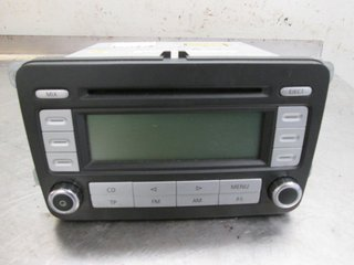 Radio CD / Multimediapanel - VW Caddy -08  RCD300 1K0035186T