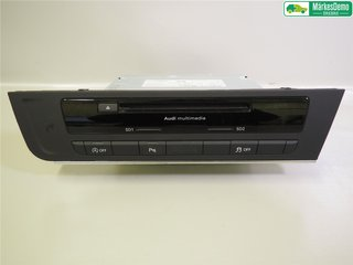 Radio CD / Multimediapanel - Audi A6, S6 -14 4G0035182LX  4G0035182L