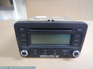 Radio CD / Multimediapanel - VW Jetta -06  1K0035186P