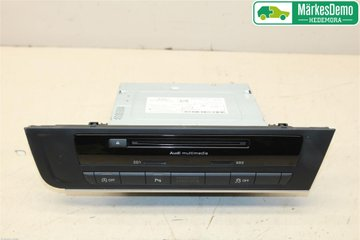 Radio CD / Multimediapanel - Audi A6, S6 -13 4G0 035 182 LX  4G0035182L