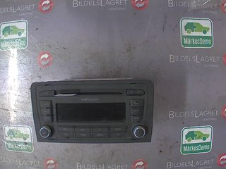 Radio CD / Multimediapanel - Audi A3, S3 -12 8P0035186AB 7640276380