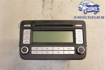 Radio CD / Multimediapanel - VW Passat -07 1K0035186R A