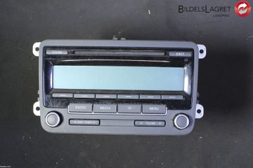Radio CD / Multimediapanel - VW Passat -11 1K0035186AA BP7647201360