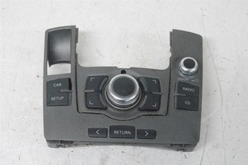 Radio CD / Multimediapanel - Audi A6, S6 -06  4F1919610T