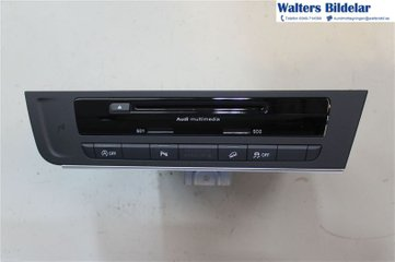 Radio CD / Multimediapanel - Audi A6 Allroad -14 4G0035182LX  4G0035182L