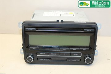 Radio CD / Multimediapanel - VW Polo -11 5M0 057 187 AX  5M0035186AA