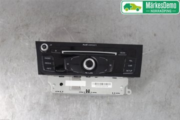Radio CD / Multimediapanel - Audi A5 -15 8R1035186N 8R1035186N 8R1035186N