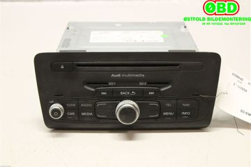 Radio CD / Multimediapanel - Audi A1 / S1 -12  8X0035193E