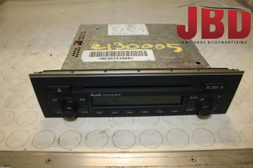 Radio CD / Multimediapanel - Audi A4, S4 -05  9183978251