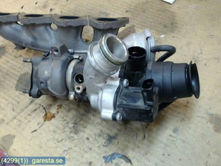 Turboaggregat - VW Golf, e-Golf -10 10031701058 49373-014004