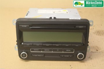 Radio CD / Multimediapanel - VW Golf Plus / Cross Golf -09 5M0035186AA  5M0057187AX